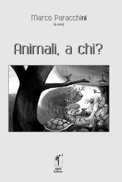 Animali a chi copertina