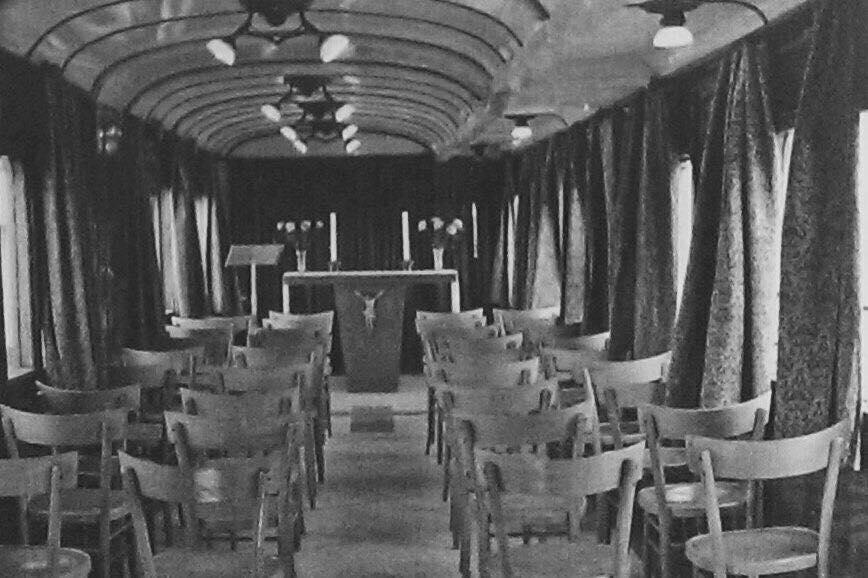 Interno vagone