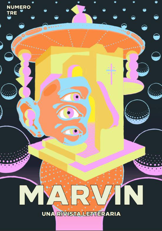 Copertina Marvin 3