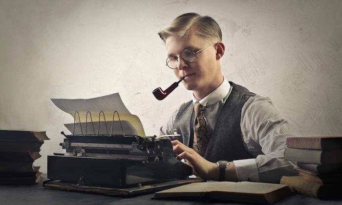Giovane scrittore